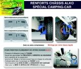 RENFORTS CHASSIS AL-KO